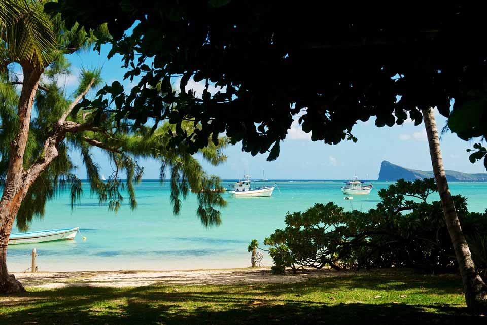 Location Villa Ile Maurice Les Pieds Dans L Eau