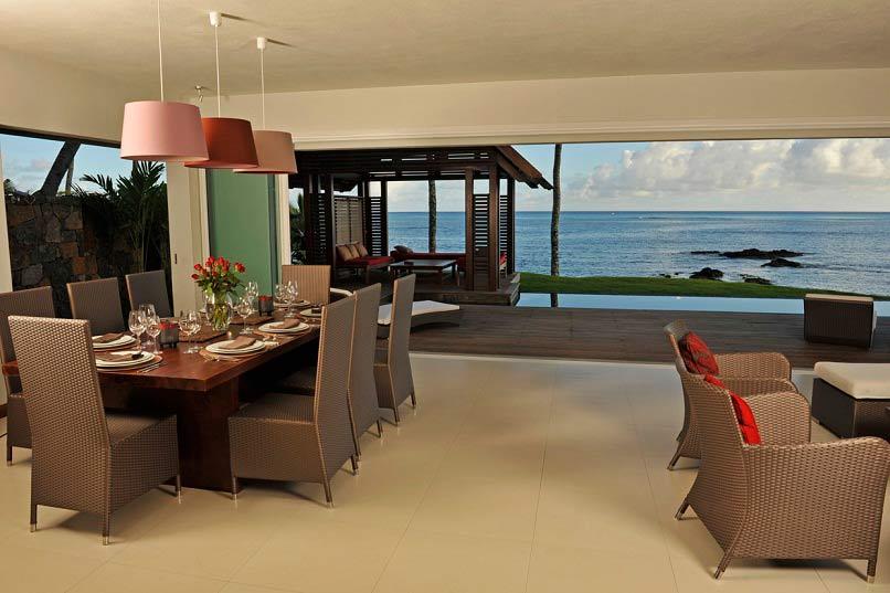 Villa karma location villa ile maurice smart villas for Salle a manger karma