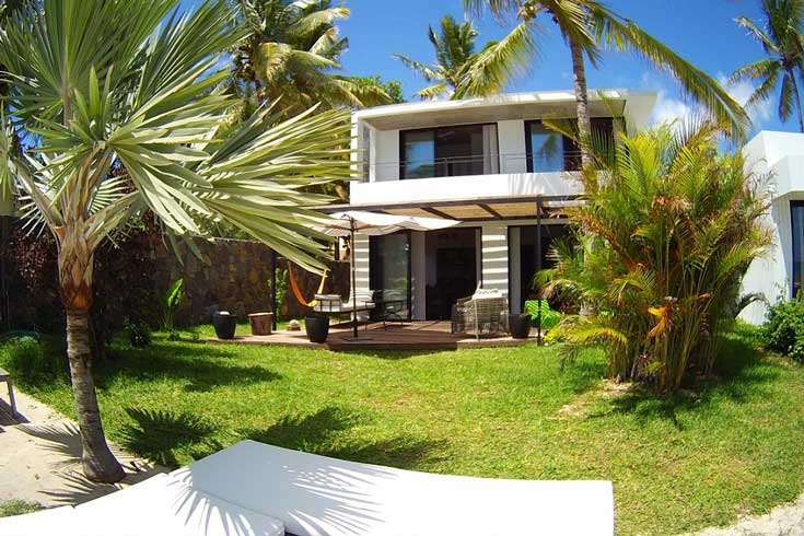 Front-villa