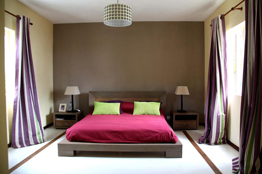 chambre-etage-rose