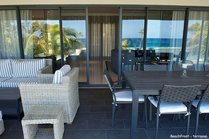 terrasse beachfront app