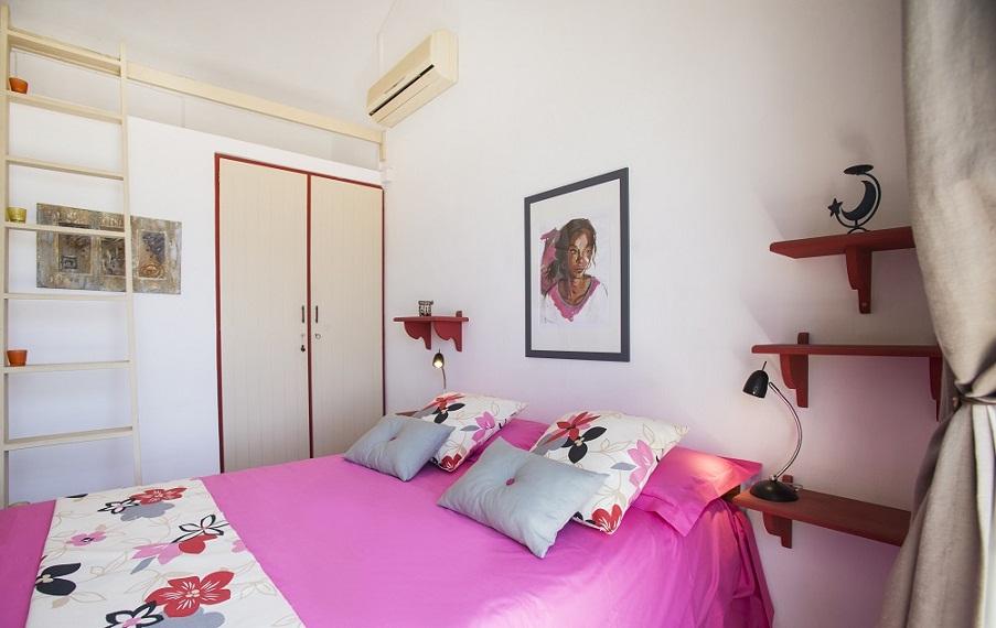 Chambre double 2 étage