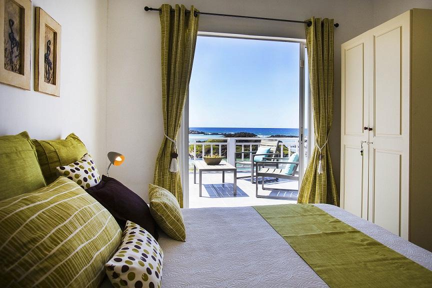 chambre double 3 étage et vue