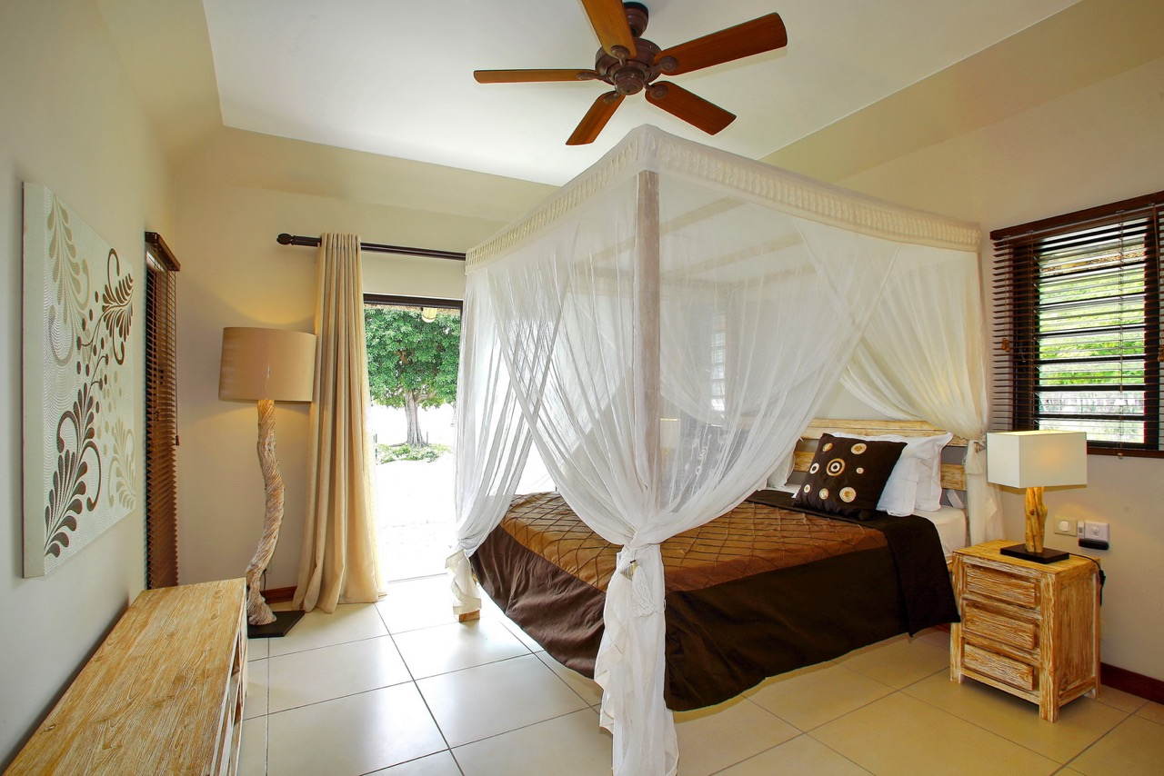 Villa Les salines - Master bedroom