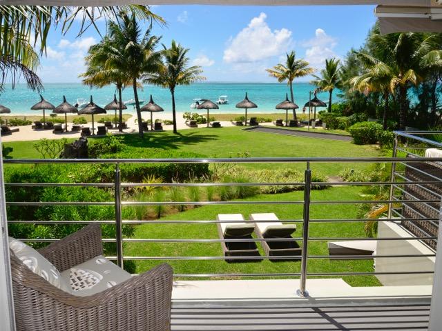 Appartement Camelia - Vue terrasse