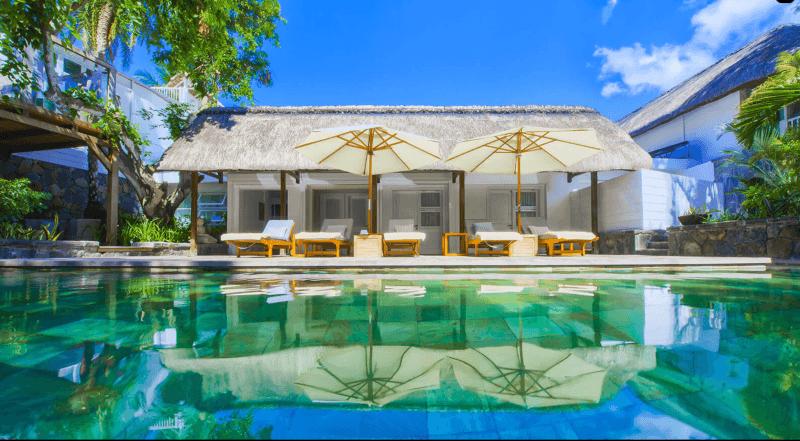 Villa de luxe ile maurice