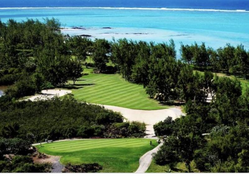 golf île maurice