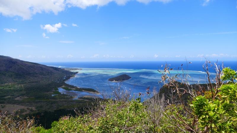 Le Morne île maurice