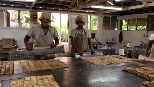 biscuit au manioc île maurice