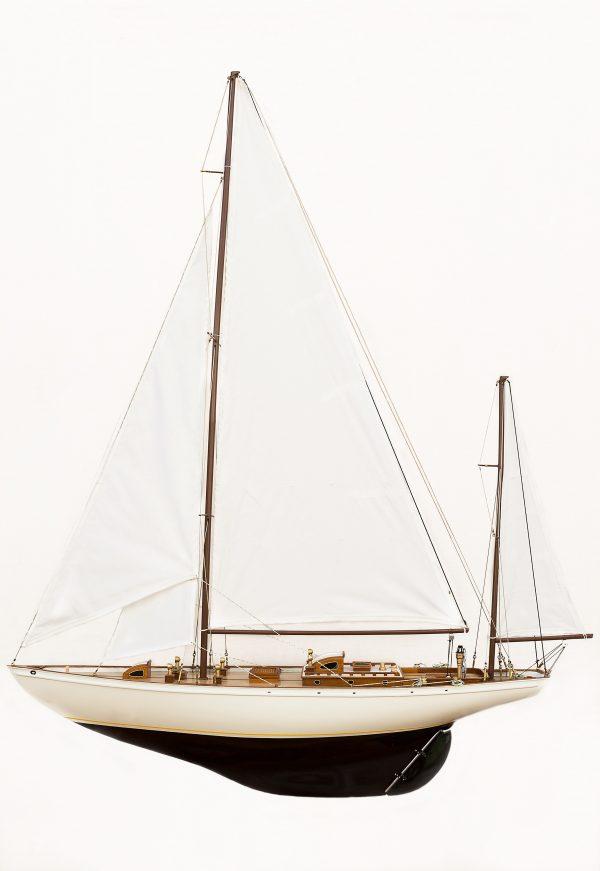 Maquette bateau Historic Marine