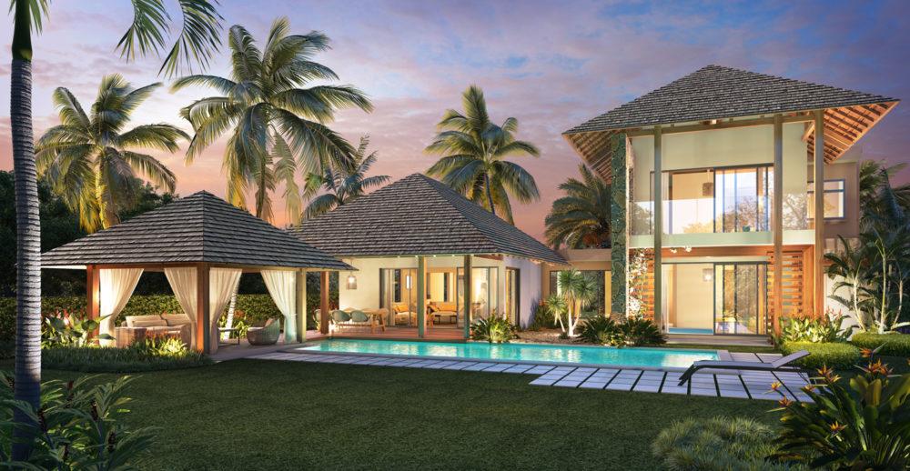 Mythic villas