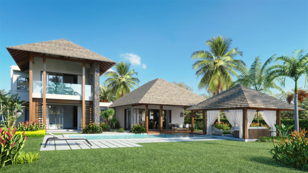 Mythic villas location villa ile maurice