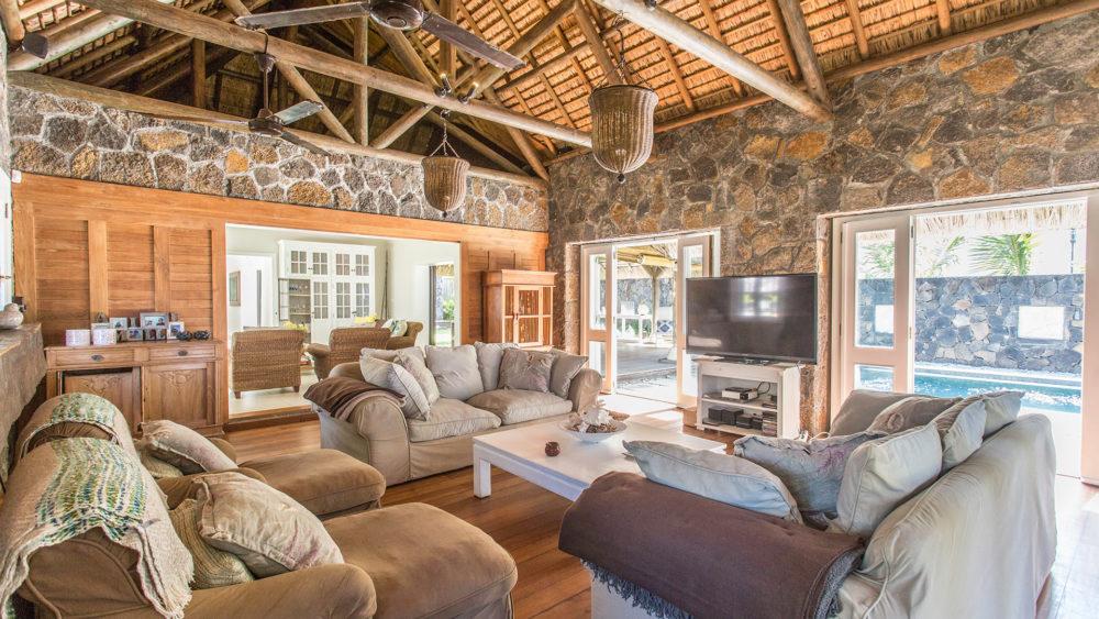 Villa Pivoine Location villa Ile Maurice